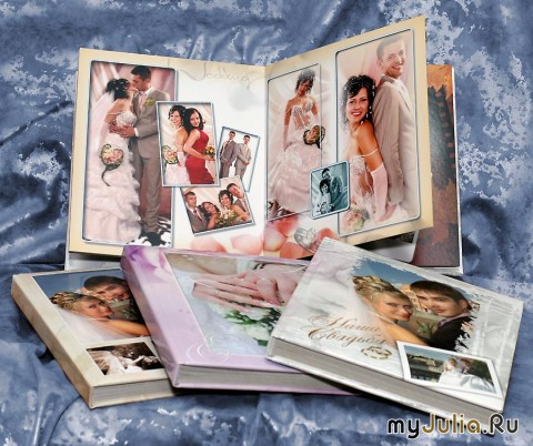 Свадебный альбом своими руками оформление