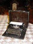Мамина печатная машинка