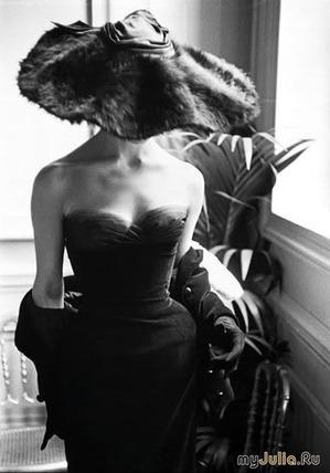 """Стиль одежды  """"New Look """" от Кристиан Диора, это не просто роскошные..."""