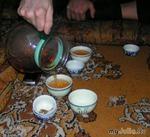 И чай, с которым коротает век...