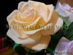 Мастер класс розы из гофрированной бумаги
