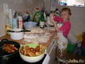 Печем пироги! Кристина 5 лет
