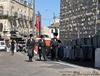 Евреи-ортодоксы в Старом Городе около Яффских ворот