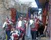 Арабский квартал Старого Города. Палестинские пионеры