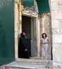 Вход в патриархат коптской общины
