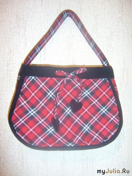 выкройки сумок из ткани - Все о моде.