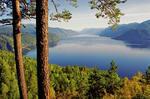 Озеро Алтын-Коль