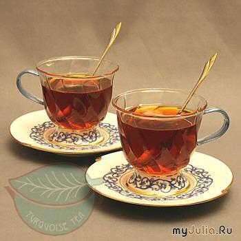 Валерия про чай