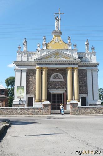 костел св .Павла и Петра