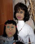 А можно я еще разок в куклы поиграю?!