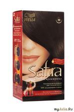 Насыщенный цвет волос и идеальная прическа вместе с Safira