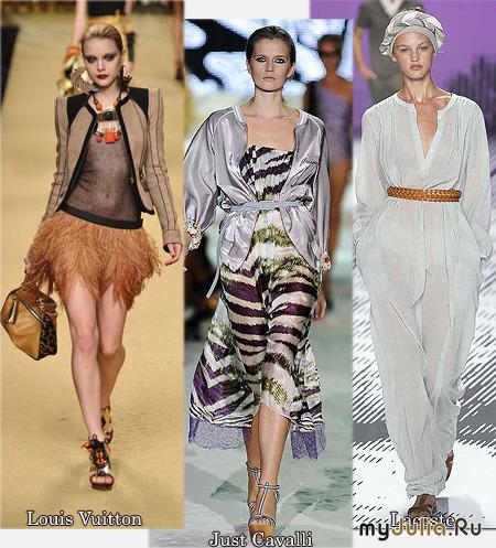 """Само понятие  """"стиль сафари """" появилось в 60-е годы прошлого века."""