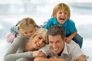 И крепкую семью в которой будет