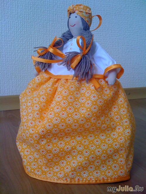Кукла на чайник своими руками мастер класс фото новые идеи