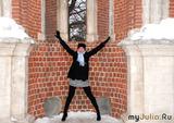 Зимний танец, почти во дворце…..