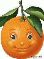 Кисель апельсиновый