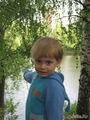 Малыш на озере