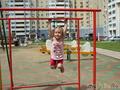 Будущая гимнастка