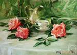Одиночество розы