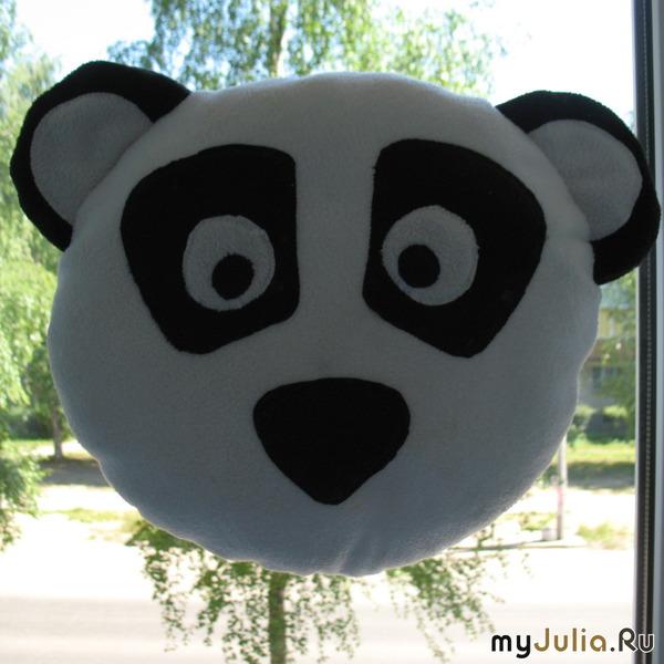 Подушки своими руками панда 30