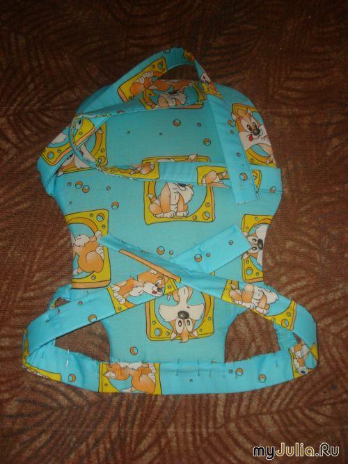 Как сшить для ребенка сумку кенгуру 24