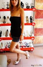 А какую вы носите модную обувь этим летом?