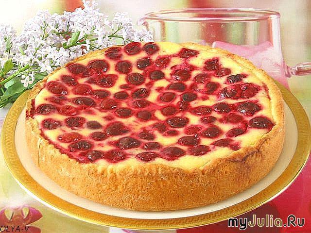 пирог на скорую руку с фото