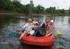 сплав по реке Юрюзань в 2009 г.