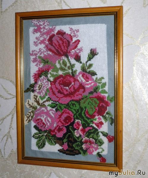 Красивые картины вышивка крестиком
