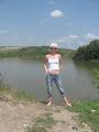 На бережку реки