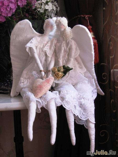 Тильды ангелы своими руками