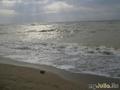 Азовское море - отражение восходящего солнца