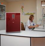Очистители воздуха LG для детских больниц Москвы