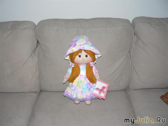 Кукла для Вики