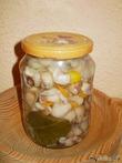 Маринованные грибы (фото рецепт)