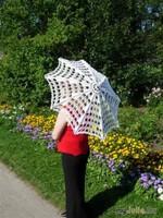 Ажурные зонты и веера.