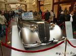Экспозиция «100 лет инноваций Audi».