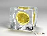 Кубики льда  –  чудодейный эликсир для кожи.