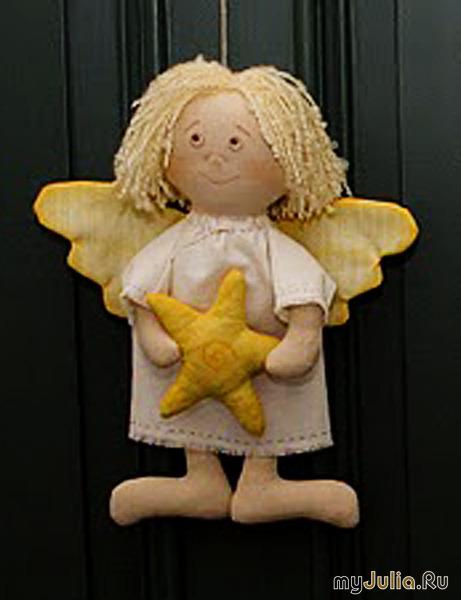 Вальдорфский ангел своими руками