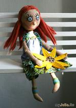 Солнечная девочка Варя