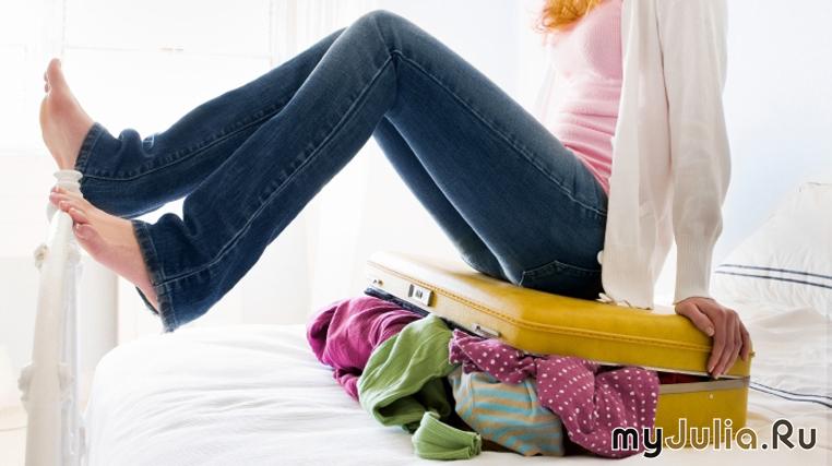 В командировку вы едете с сумкой или чемоданом?