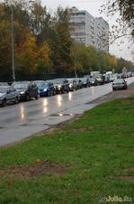 """Столица встречает """"День без автомобиля"""" многокилометровыми пробками"""