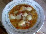 Суп из горшочка
