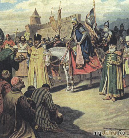 Казани войсками ивана грозного в