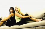 Настоящая подруга это человек,которого ты искренне любишь,которого ты...