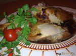 Пряная курица терияки