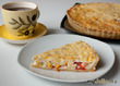 Блюдо французской кухни - Киш