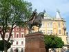 памятник королю Даниилу Галицкому