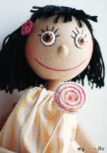 Девочка-кнопка Стася