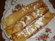 Французские блинчики-крепы с яблочной начинкой